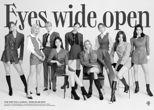 【アルバムレビュー】TWICEが『Eyes Wide Open』で失ったもの